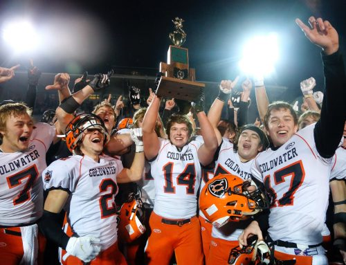 OHSAA D-VI Football State Final – 11/22/2020 Massillon