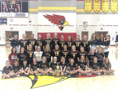 2021 MIDWEST ATHLETIC CONFERENCE VOLLEYBALL TEAM CHAMPIONS